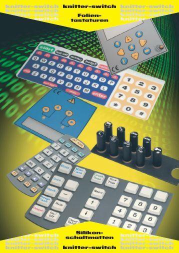 Membranes brochure - Knitter-Switch