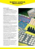 Membranes brochure - Knitter-Switch - Seite 2