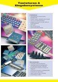 Prospekt Keypads_DE 2011_TastaturenBrosch¸re - Knitter-Switch - Seite 3