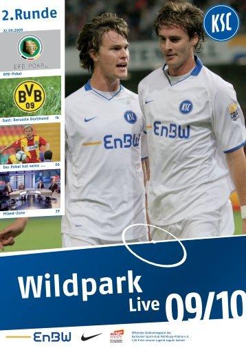 2.Runde - Karlsruher SC