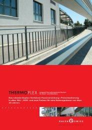 Produkteblatt Thermoplex