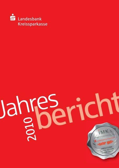 Landesbank Kreissparkasse - Hohenzollerische Landesbank ...
