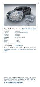 Download Produktblatt - KSM Castings - Page 2