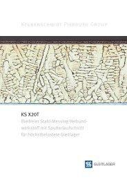 KS X20T Bleifreier Stahl-Messing-Verbundwerkstoff mit ...