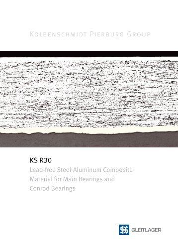 Ks R25 Lead Free Stell Aluminum Composite Material
