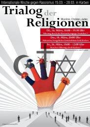 Trialogder Religionen - Kurt-Schumacher-Schule