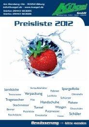 Produktkatalog - Kügel GmbH