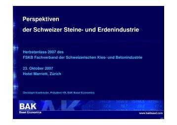Christoph Koellreuter - FSKB Fachverband der Schweizerischen ...