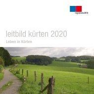 leitbild kürten 2020 - Gemeinde Kürten