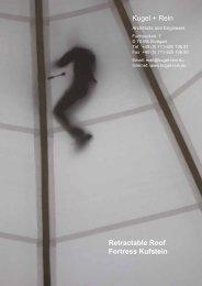 English [PDF 1 MB] - kugel architects | stuttgart germany