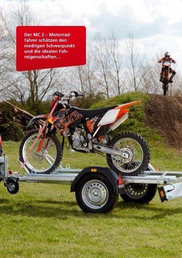 Der MC 2 – Motorrad - Kuhnert-anhaenger.de