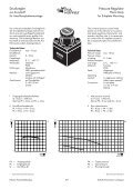 Druckregler Pressure Regulator - Kuhnke - Page 5