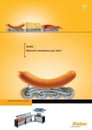 Un bon équipement de base … Le choix de ... - Frigotechnique.ch