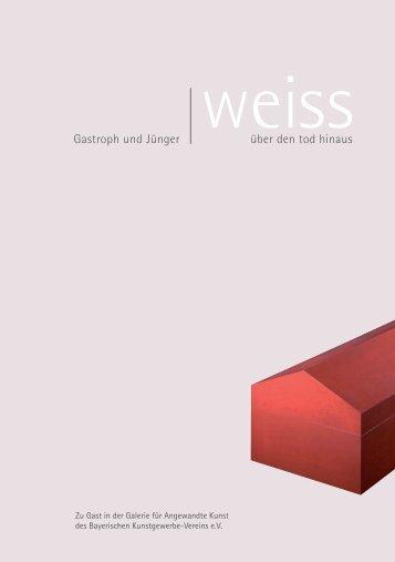 Zu Gast in der Galerie für Angewandte Kunst - Bayerischer ...
