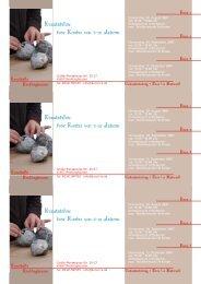 Flyer (1,2 MB) - Kunsthalle Recklinghausen