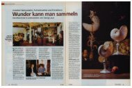 Sammler Oktober 2000 - Kunstkammer Georg Laue