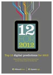 12digitalpredictionsfor2012