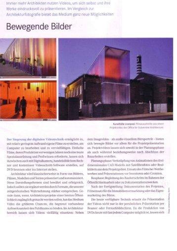 Deutsches Architektenblatt 09 / 2007 - Frei + Saarinen