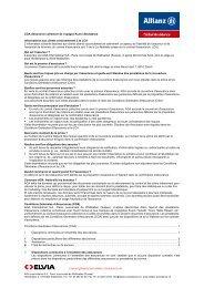 CGA Assistance - Kuoni Reisen