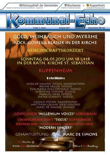 Redaktion kw 01.qx4 - Stadt Kuppenheim