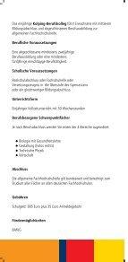 Fachhochschulreife im einjährigen Berufskolleg - Kolping ... - Seite 2