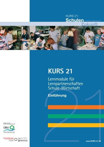 Einführung Lernmodule (PDF druckoptimiert -> 17,1 MB) - Kurs 21