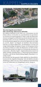 Tourist Gastro Führer 2011 - Kurs Kappeln - Seite 7