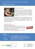 Erste Hilfe Aus- und Fortbildung - Kurszeit - Seite 2