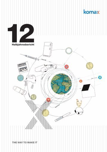 Halbjahresbericht 2012 (Kurzversion) - Komax Group