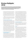 Halbjahresbericht 2012 (Kurzversion) - Komax Group - Page 2