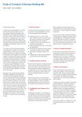 Code of Conduct of Komax Holding AG - Komax Group - Page 2