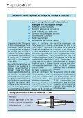 Système de serrage par frettage Thermogrip T2000 - komet group - Page 2