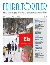 vereine - Gemeinde Fehraltorf