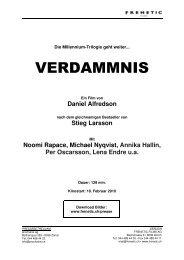 Daniel Alfredson - Frenetic