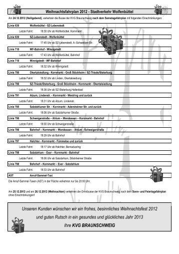 PDF Fahrplan Bereich Wolfenbüttel - KVG Braunschweig mbH
