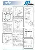 Schranken MAGTRONIC Pendelstütze Auflagepfosten - Kwapil & Co - Seite 2