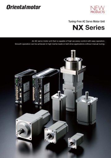 NX Series - Oriental Motor
