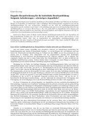 Prof. Dr. Eckart Severing - Kuratorium der Deutschen Wirtschaft für ...