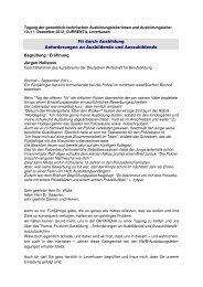 Jürgen Hollstein - Kuratorium der Deutschen Wirtschaft für ...