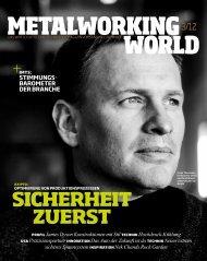 Metalworking World 3/2012 - Sandvik Coromant