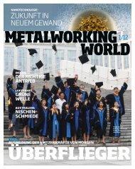 Metalworking World 1/2012 - Sandvik Coromant