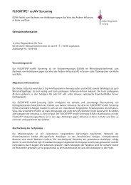 Gebrauchsinfo - Labor Diagnostik GmbH
