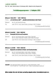 FoBi-Programm + Anmeldung - Labor Enders & Partner