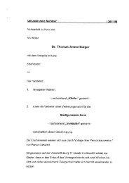 Vertragsentwurf für Grundstückserwerb - Konz