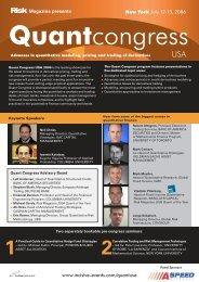 New York July 12-13, 2006 Magazine presents www.incisive-events ...