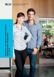 Pdf-Download (2MB) - Fachhochschule Nordwestschweiz