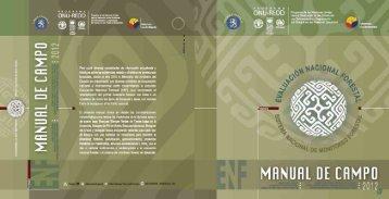 Manual 2012 Bosques liviano - Ministerio del Ambiente