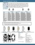Hubbell GFCI Receptacles For Commercial, Residential, OEM - Page 3
