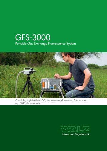 GFS-3000 Brochure - Walz