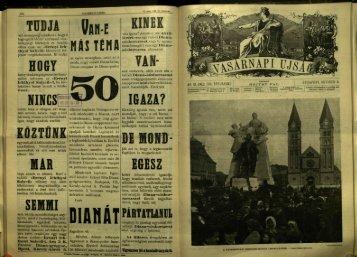 Vasárnapi Ujság 59. évf. 40. sz. (1912. október 6.) - EPA